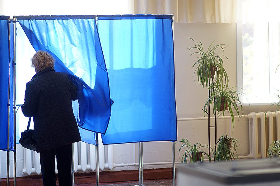 Активность избирателей Иркутской области «отстает» отданных 2011г.на 11%