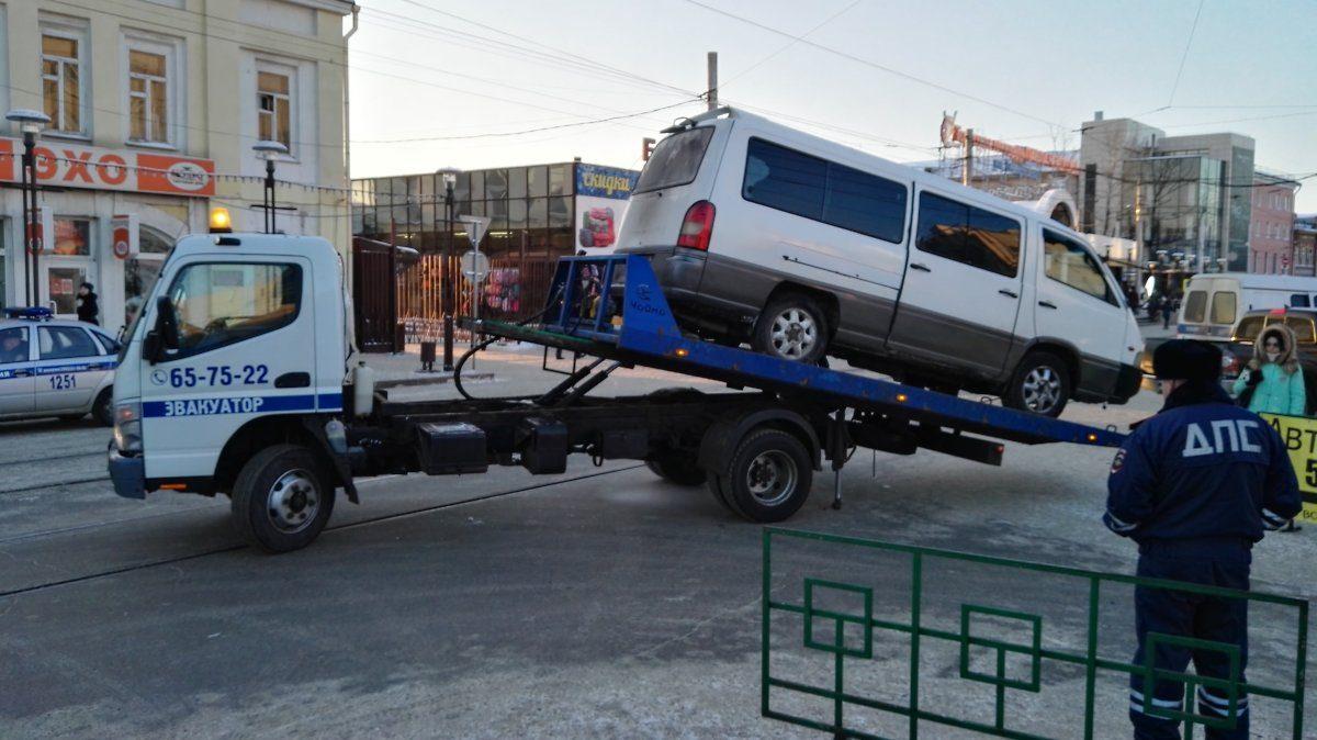 Усть-Ордынский: Власти запретили нелегальному перевозчику рейсы помаршруту Иркутск