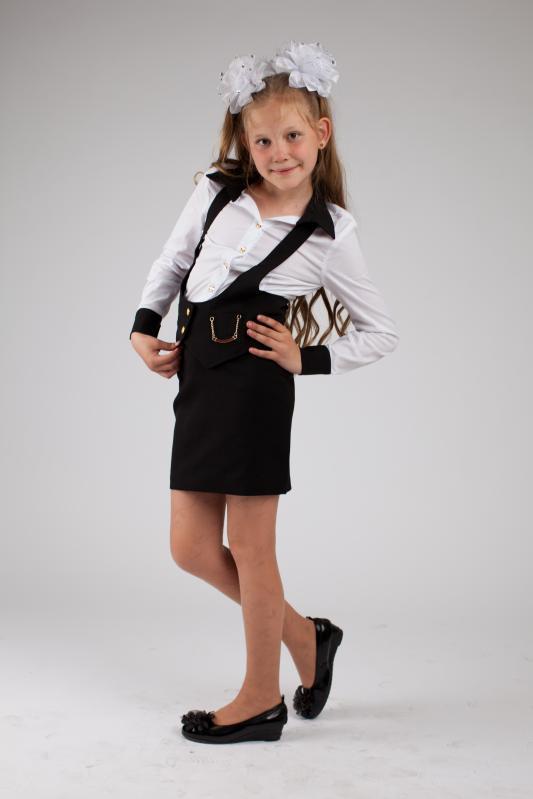 Школьная форма для первоклашек девочек