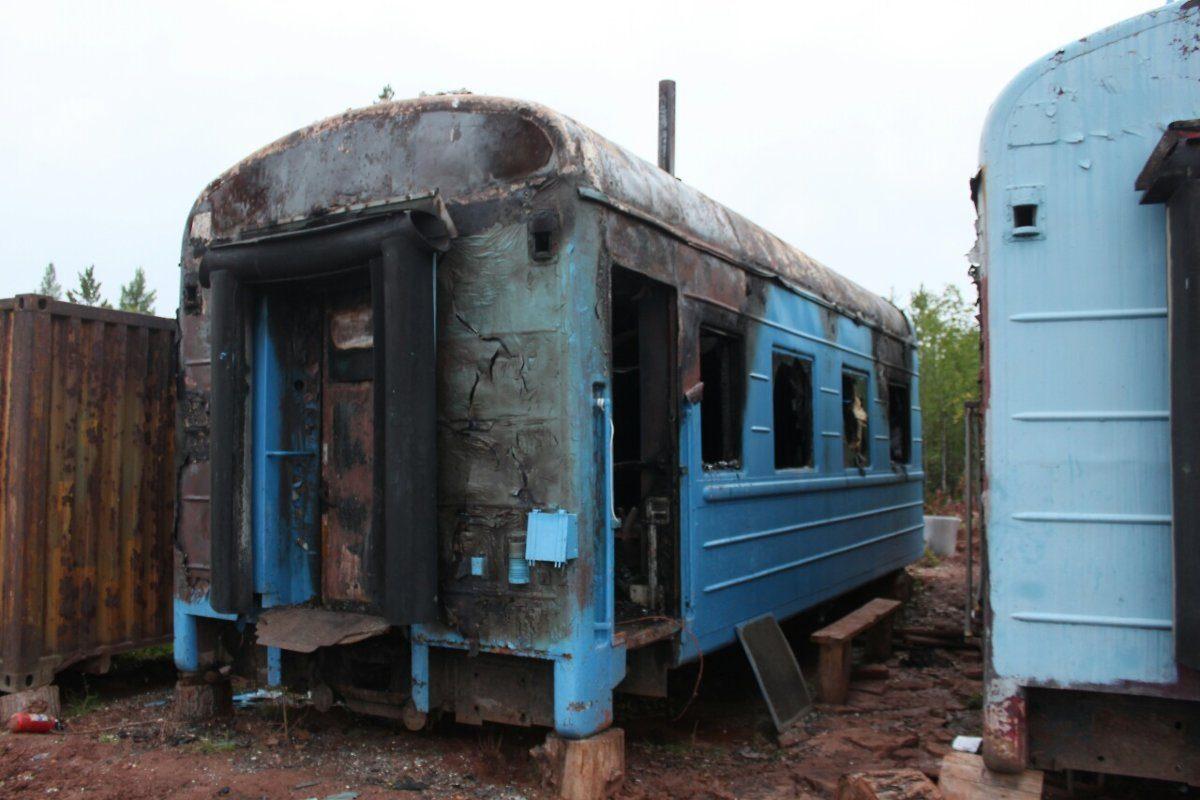 ВКазачинско-Ленском районе четверо рабочих погибли впожаре встроительном вагончике