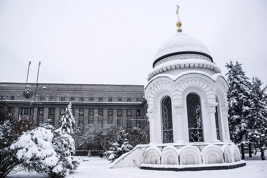 Назван наиболее популярный усемейных туристов город РФ назимние каникулы
