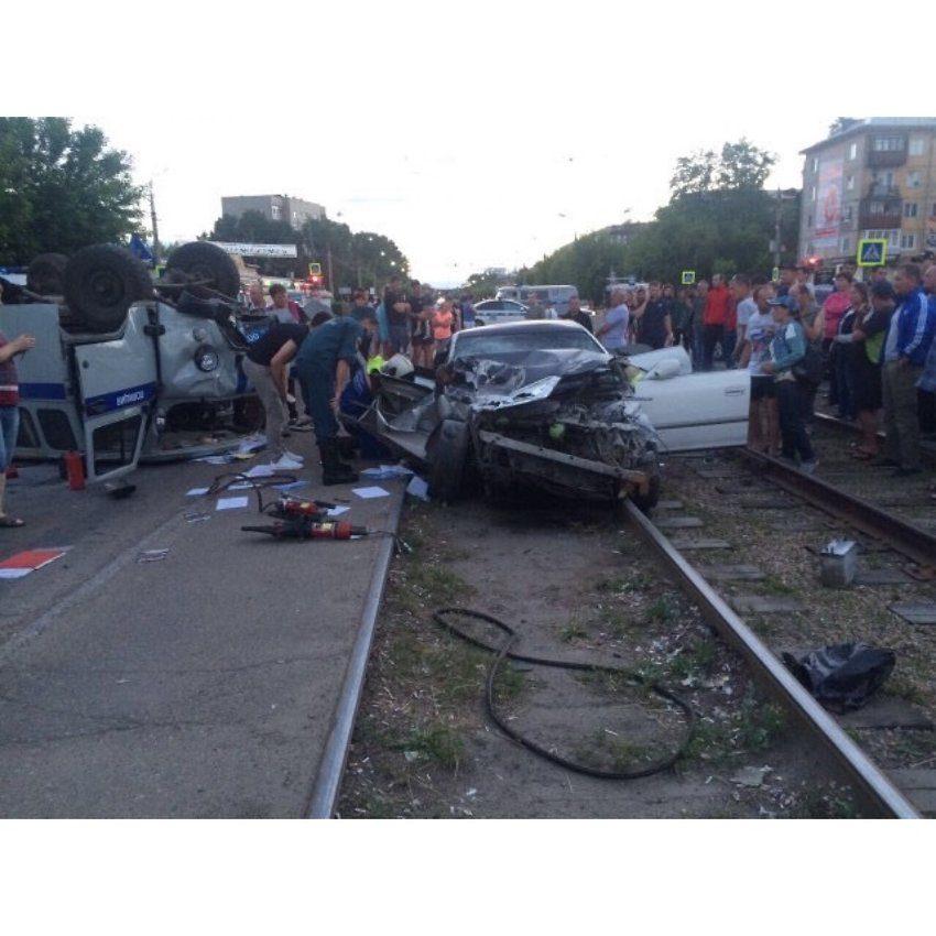 ВАнгарске сотрудник милиции, которого сбил нетрезвый шофёр, вышел изкомы