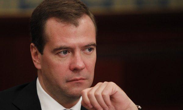 Медведев внёс акваторию Керченского пролива в список объектов, охраняемых Росгвардией