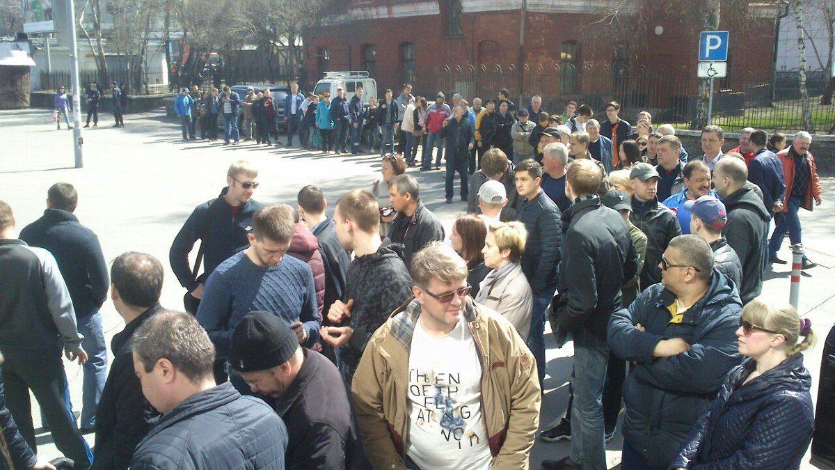 «Новосибирск»: Сегодня пройдет решающий матч «Иркут»