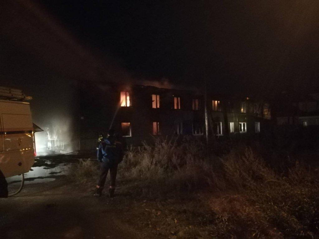 Тела 2-х мужчин отыскали наместе пожара вШелеховском районе