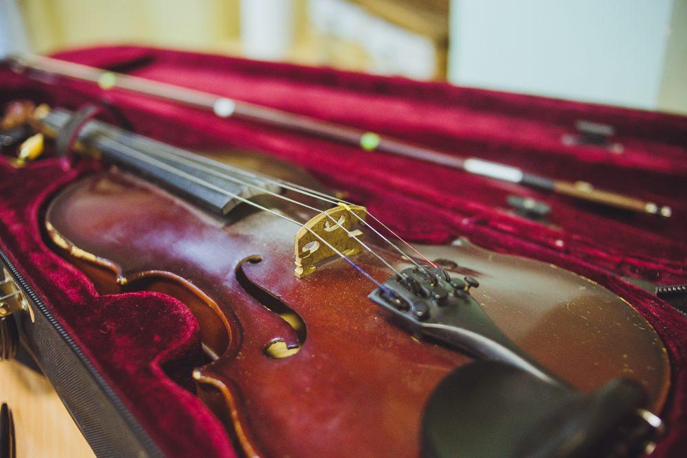 Скрипка можно научится играть самостоятельно