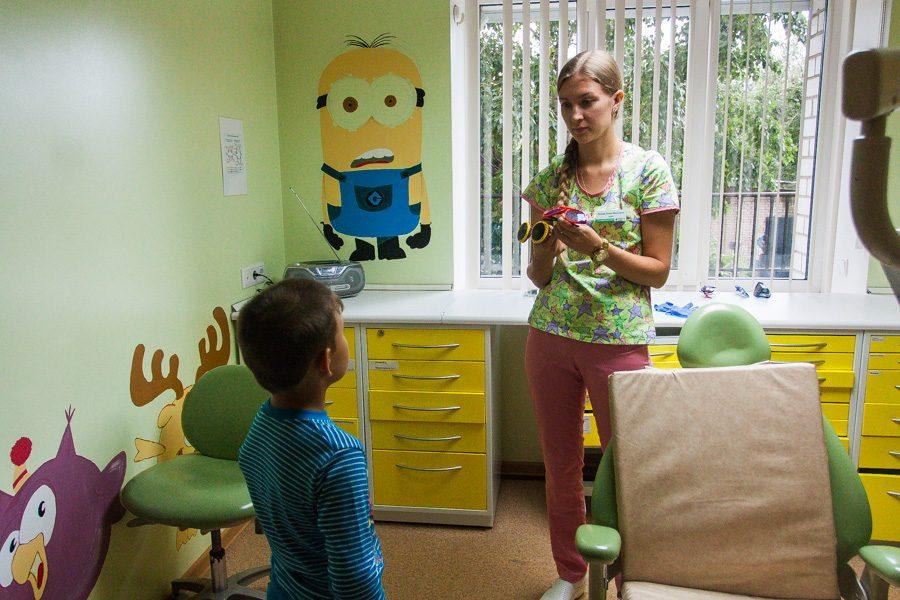 Воспаление дёсен лечение у детей