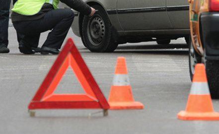 ДТП вУсольском районе. 5 человек отправлены вмедучереждение