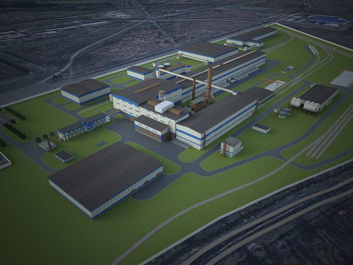 Руководитель металлургического завода Братска опроверг сообщение оприостановлении возведения