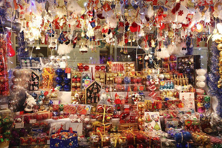 Подарок на новый год санкт петербург