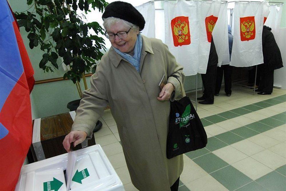 Навыборах вИркутской области проголосовали 4,11% избирателей
