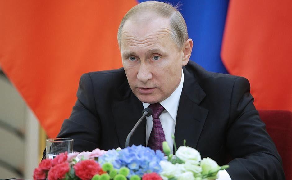 Владимир Путин попробует избраться президентом в4 раз