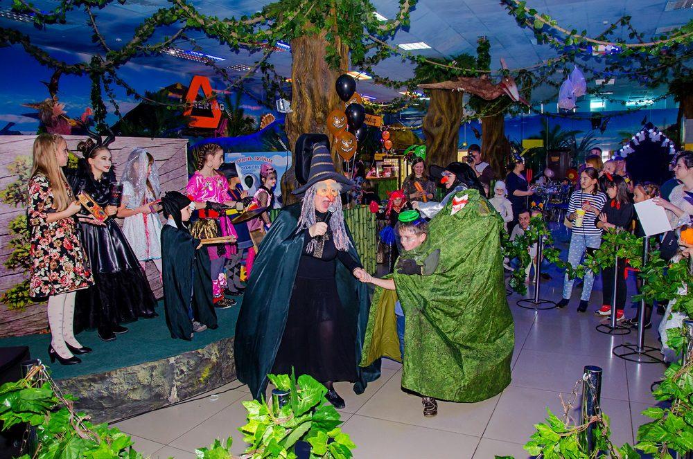 Сценарий мероприятия к хэллоуину