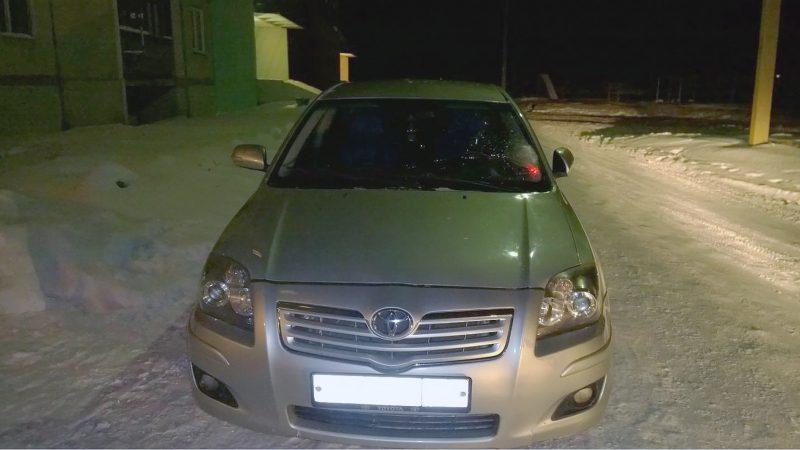 Полицейские задержали водителя, который сбил 14-летнюю девочку вЧунском районе