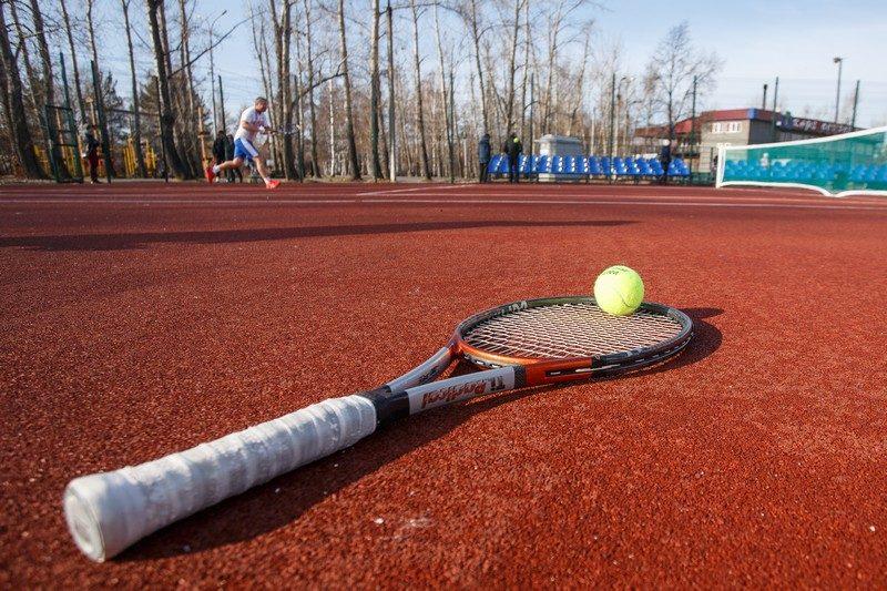 ВИркутске появился городской теннисный корт