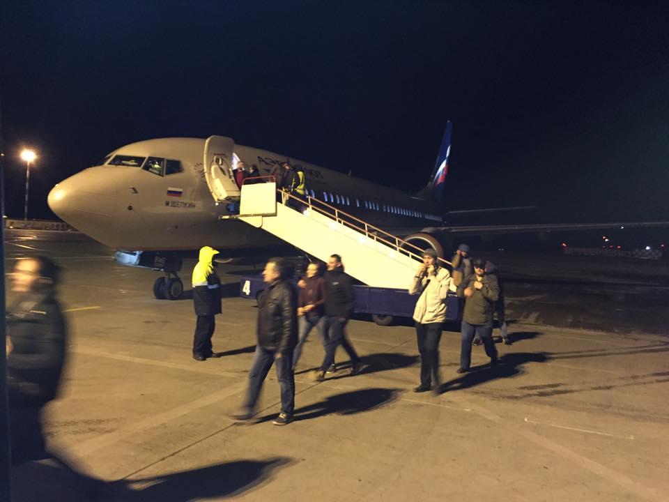 Самолёт Москва-Иркутск совершил экстренную посадку из-за ухудшения самочувствия пассажирки