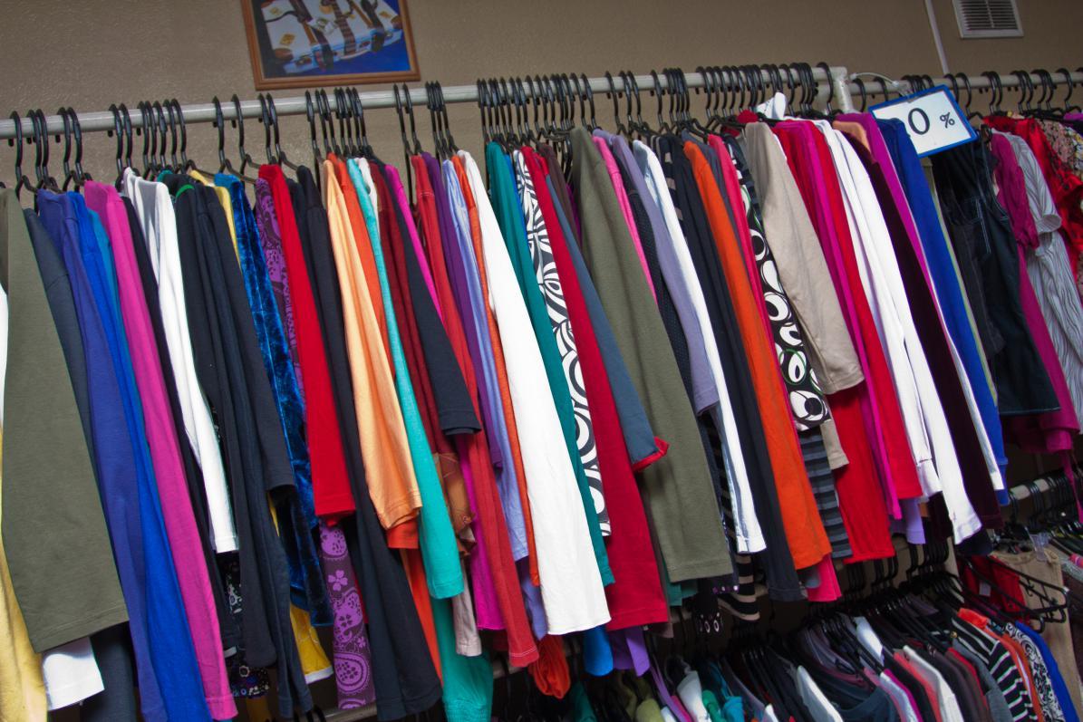 Секонд хенд в хабаровскемагазин одевайка
