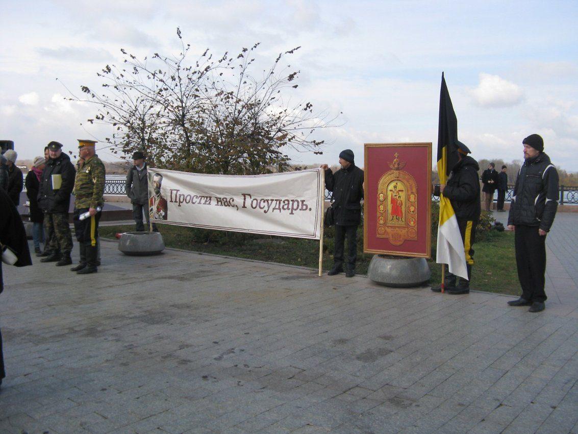 ВИркутске прошел митинг против показа фильма «Матильда»