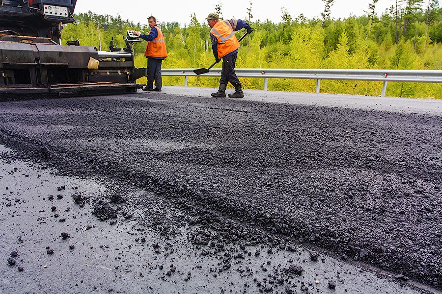 Порядка 510 млн руб. получит Иркутск настроительство иремонт дорог