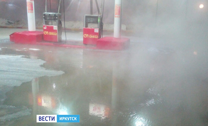 Крупную трагедию натеплосетях вИркутске обещают устранить к20:00 16февраля