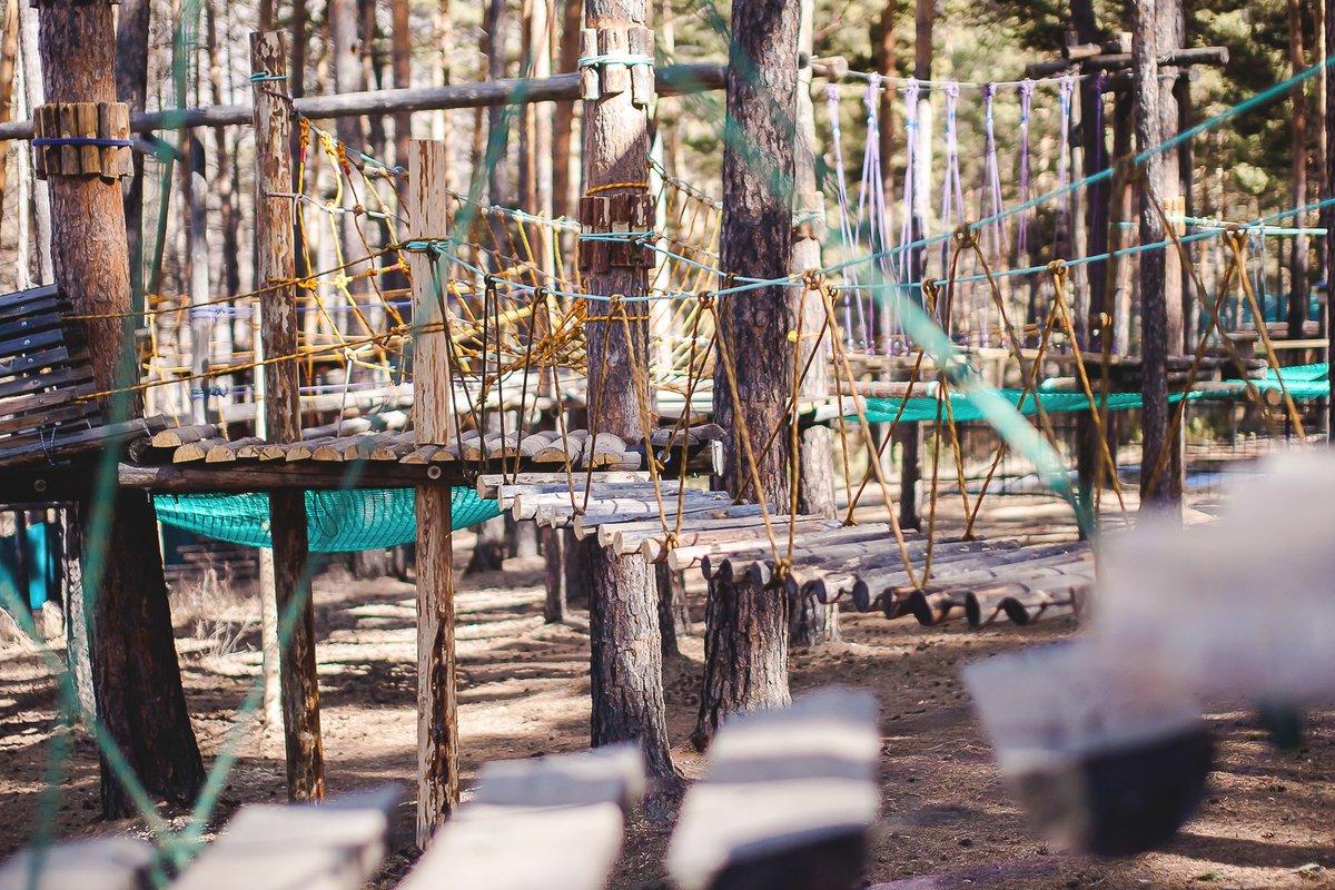 веревочный парк чита фото вербным воскресеньем