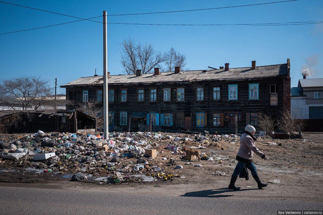 Картинки грязного города
