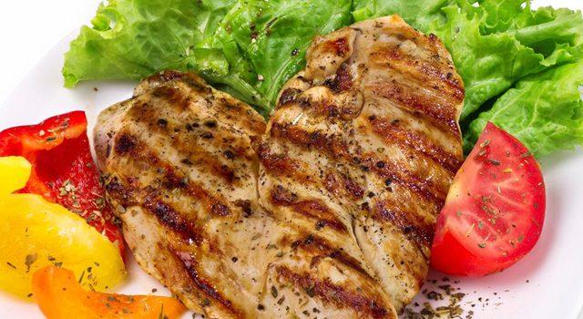 Вкусные блюда из мяса или рыбы