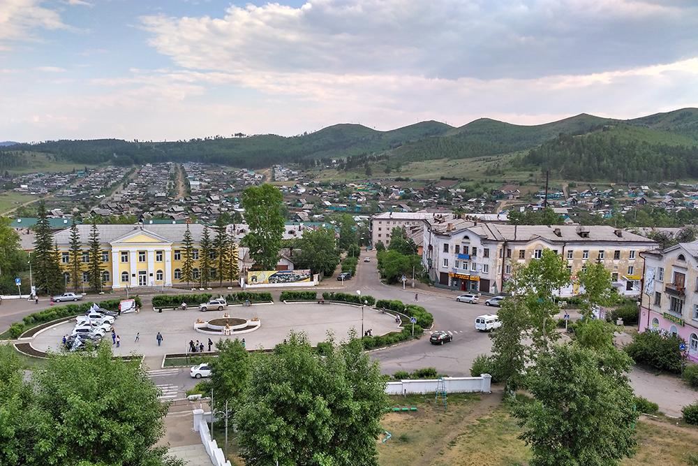 фото петровск забайкальский