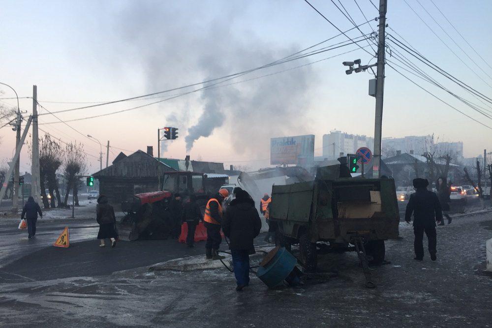 Новости украины донецк петровский район