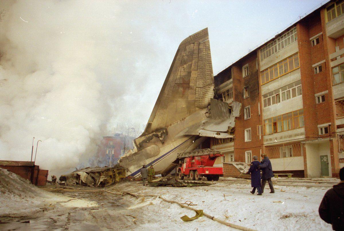 самолеты которые упали на дома раком Аленушка леденец