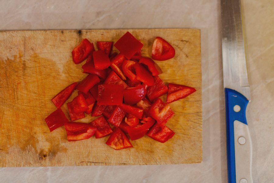 Рецепт полезных блюд и калории