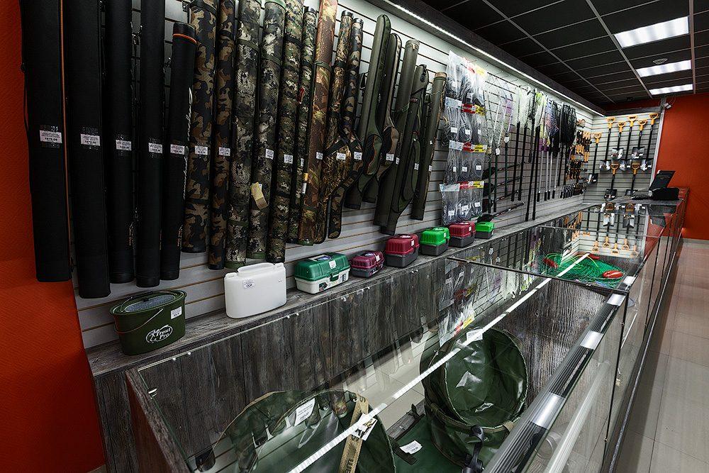 Дропшиппинг товары для охоты и рыбалки