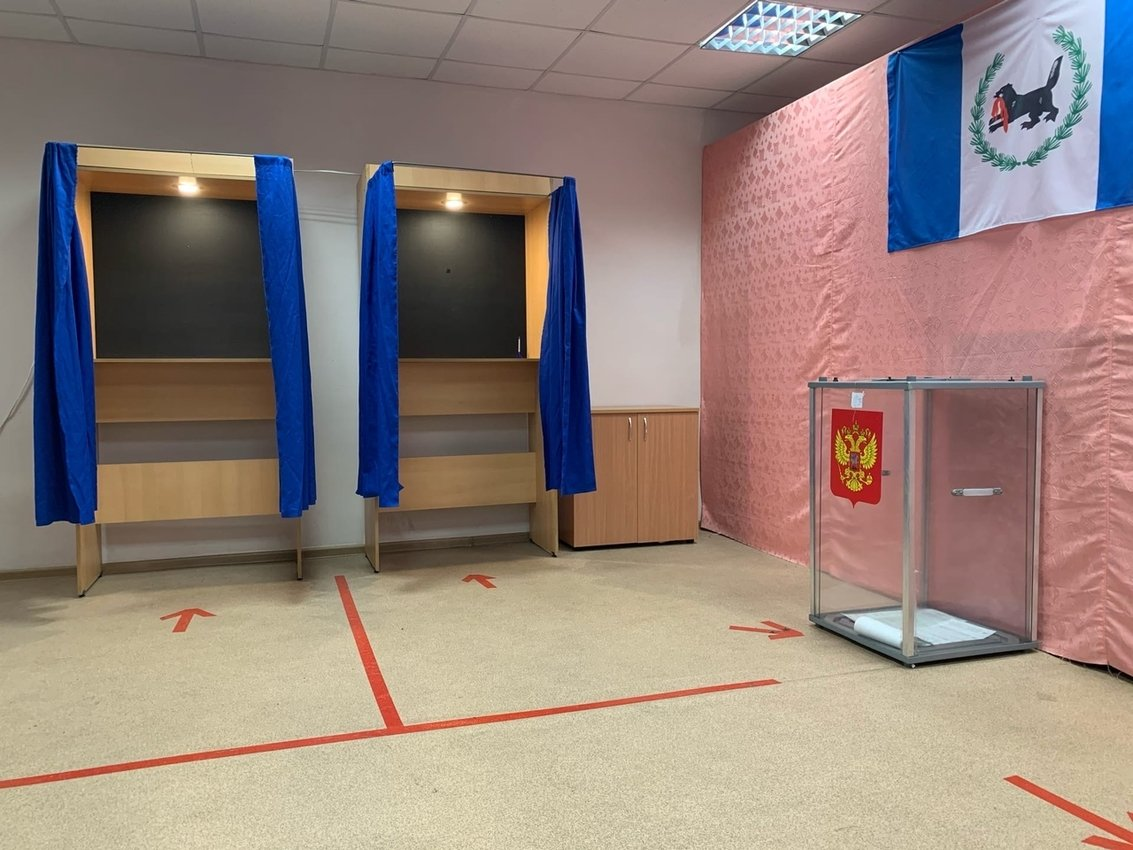 Губернаторские выборы с параллельной реальности: в Иркутской области обнародована нереальная статистика по первому дню голосования