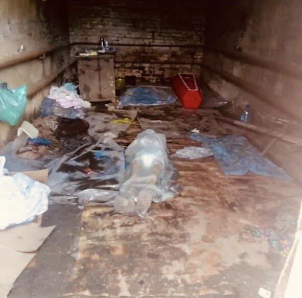 В Забайкалье больница города  Могоча хранит трупы в гараже рядом с моргом — источник