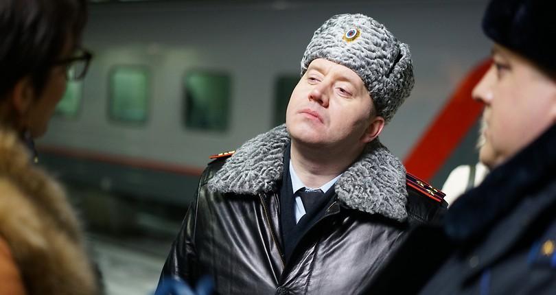 Полицейский с Рублевки. Новогодний беспредел смотреть онлайн бесплатно