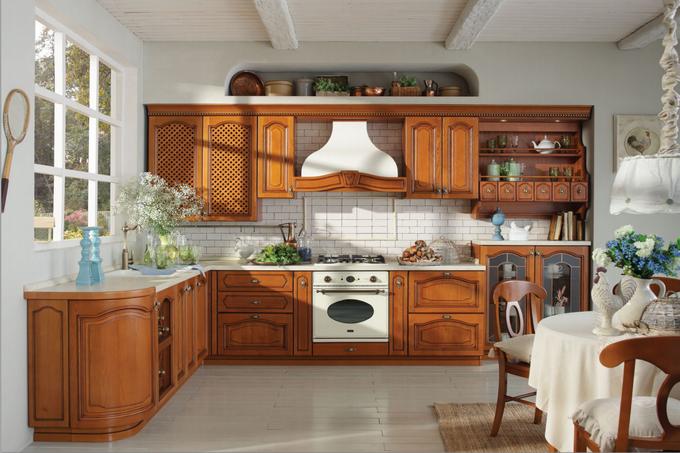 кухни спутник стиль винтаж фото уже давно