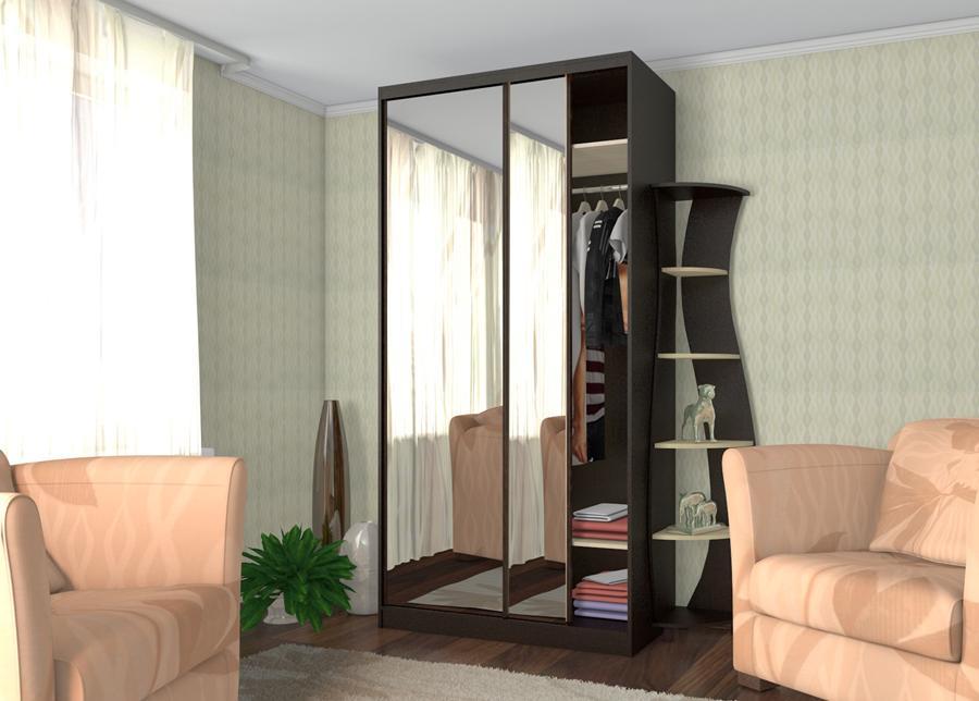 """Студия корпусной мебели """"1001 шкаф"""" в Чите продаст эксклюзив."""