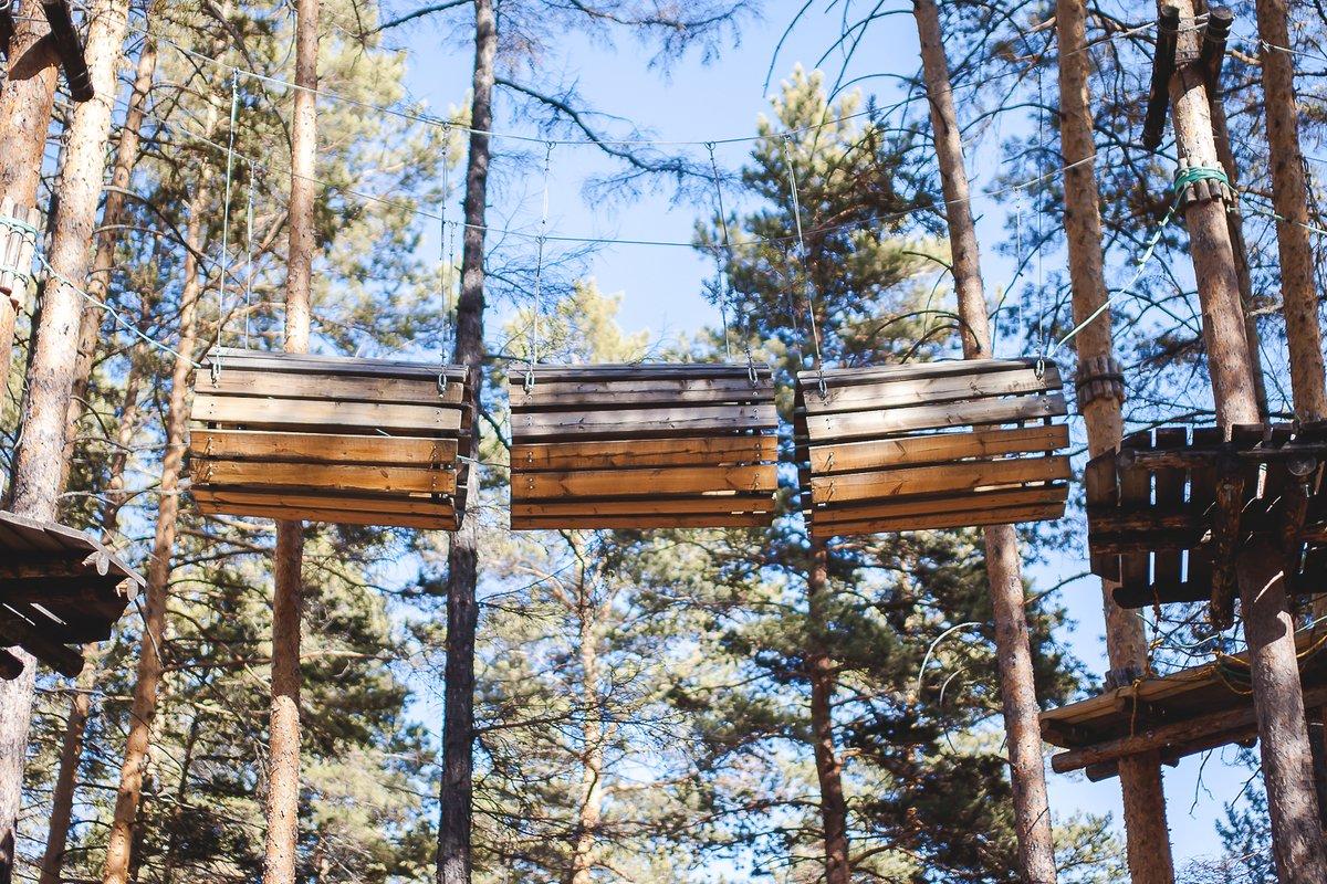 веревочный парк чита фото построена